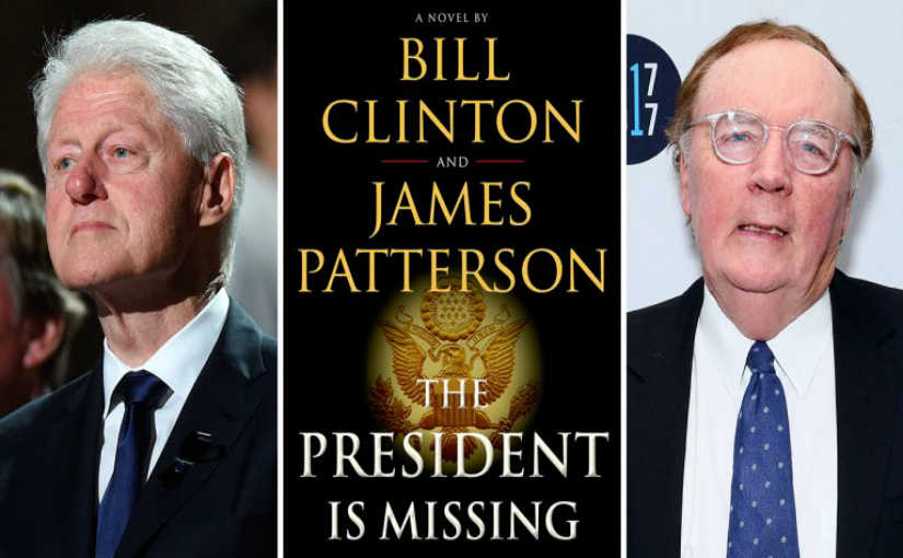 رمان رئیسجمهور گم شده منتشر شد