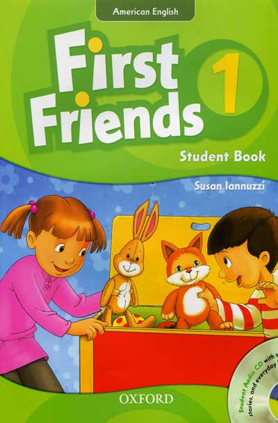 First Friends 1 دوره دوجلدی
